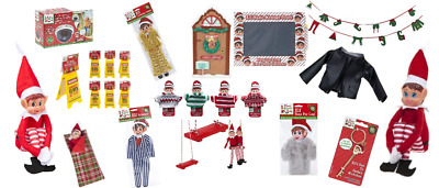 Elf Accessories Props For The Shelf Ideas Christmas Decoration Advent Xmas Toy