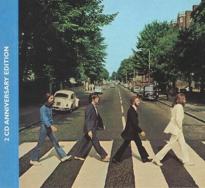 BEATLES, The - Abbey Road: 50th Anniversary Deluxe Edition - CD (2xCD)