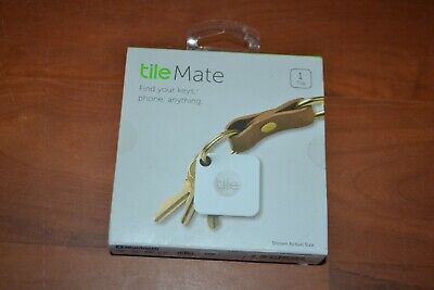 Tile Mate Key Finder T3001 Bluetooth Key and Phone Tracker New #38