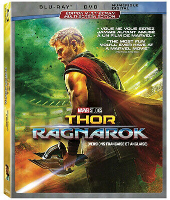 Thor Ragnarok (2018, Blu-ray-DVD-Digital)