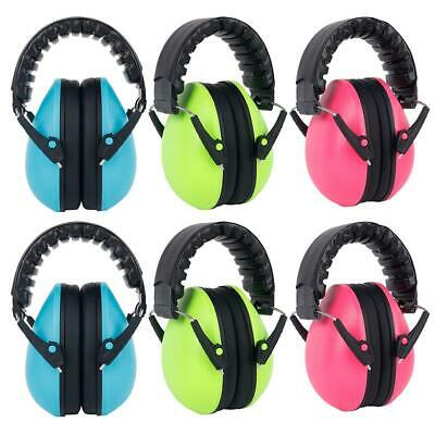 Protective Earmuffs Ear Protection Noise Reduction Hearing Muffs for Toddler Bab