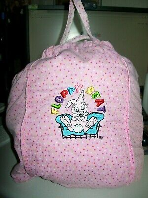 Floppy Seat Ez Carry Shopping Cart and High Chair Cover - Pink - NICE