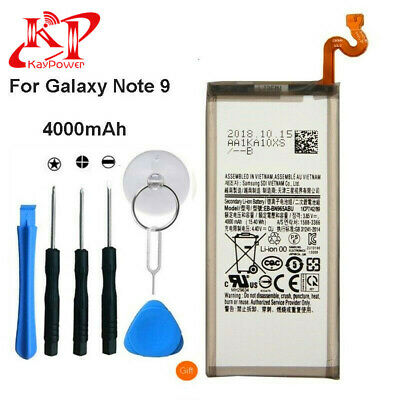 OEM Replacement Battery For Samsung Galaxy Note 9 BN965ABU N960 4000mAh +Tools