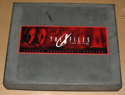 The X Files Fight The Future  Special Collector's Edition