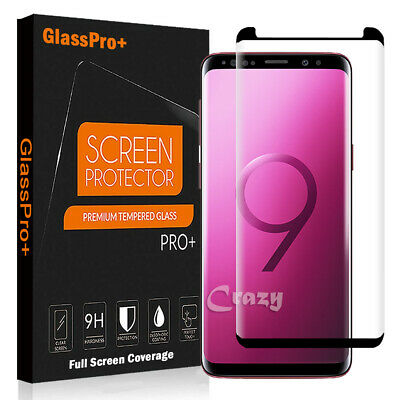 Samsung Galaxy s10e S10 S8 S9 Note9 10 Plus Full Tempered Glass Screen Protector
