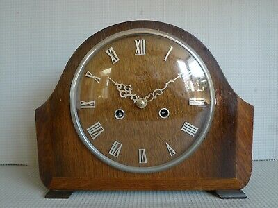 Smiths Movement Mantle Clock - non runner - restoration Project