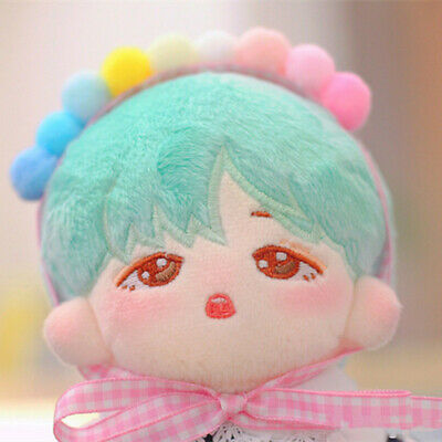 15cm KPOP BTS Plush SUGA Doll Toy Min Yun Ki Bangtan boys Dolls【without clothes】