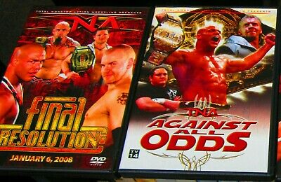 CHOOSE YOUR PAY Per View WCW, TNA, NWA, ECW & More (Full Ppv