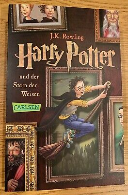 Harry Potter und der Stein der Weisen, HP1 German Translation Special Edition