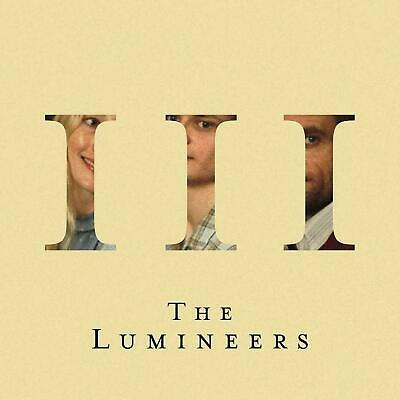 The Lumineers III - Brand New Factory Sealed CD - Fast Free Shipping!