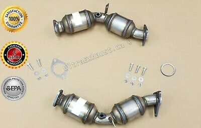 2015 Infiniti Q40 3.7L Exhaust Direct-Fit Catalytic Converter