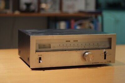 Pioneer TX-6500 ii AM/FM Stereo analogue tuner, Made In Japan, Working, Vintage