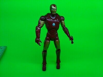"""2008 Marvel Legends Iron Man Action Figure 6""""   FREE SHIPPING"""