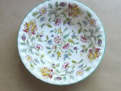 "MINTON HADDON HALL 6½"" CEREAL BOWL 2nd QUALITY (Ref3590)"