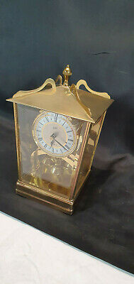 Schatz & Sohne Quartz Anniversary Carriage Clock