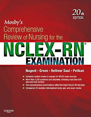 Mosby's Comprehensive Review of Nursing for the NCLEX-RN Examination PD.F