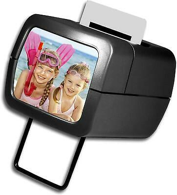 AP Photo Illuminated Slide Viewer - Battery Operated & Pressure Activated Transp