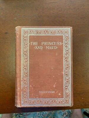 1893 The Princess and Maude. 4.25 in. x 5.75 in. ware consistent with age.