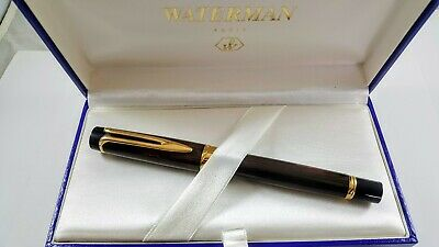 Waterman Liaison Ebonite Brown Fountain Pen
