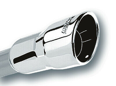 """2.37X6.12 4.25/"""" FLEX PIPE STAINLESS DOUBLE BRAIDED EXHAUST EXTEND ADAPTER PIPING"""