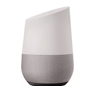 Google Home Personal Assistant - White Slate GA3A00417A14  *BRAND NEW sEALED*
