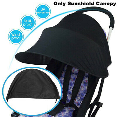 Baby Stroller Sunshield Canopy Stroller Oxford Cloth Sun Shade Protection Hood s