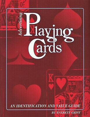 Advertising Play Cards - Identification and Value Guide / Scarce Book