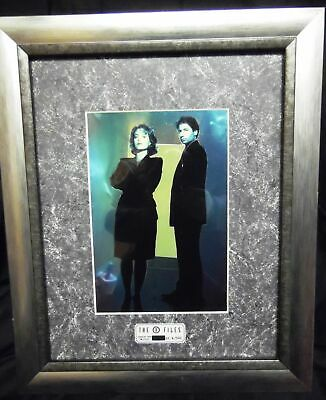Vintage Xfiles Framed Print Season 1 Gallery Picture Limited Edition 3178