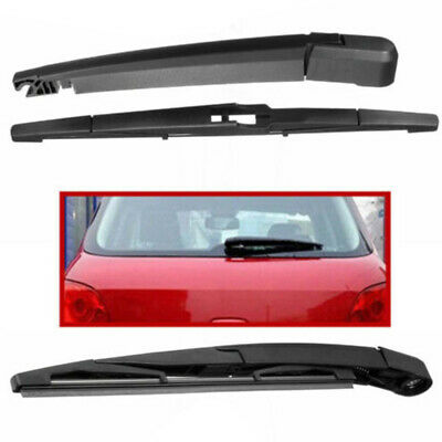 "FOR VAUXHALL OPEL ASTRA H MK5 ESTATE 2004-09 300MM 12/"" REAR WIPER ARM BLADE KIT"