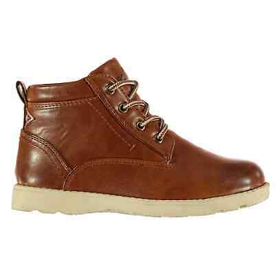 Soviet Boys Remix Child Boots Shoes Footwear Lace Up Comfortable Tonal Stitching