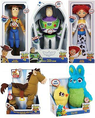 Toy Story 4 Talking Plush Figures