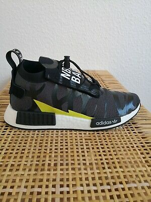 Originals Bape Sneaker Stealth Adidas Nmd Chaussures Nbhd Boost ordCBWxe