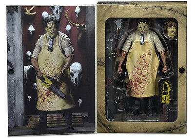 Neca The Texas Chainsaw Massacre Ultimate Leatherface 7-Inch Scale Action Figure