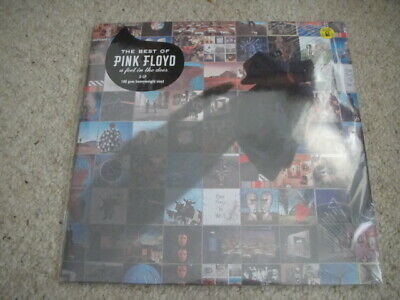 Pink Floyd ‎– A Foot In The Door (The Best Of Pink Floyd) 2xLP Sealed/NEW