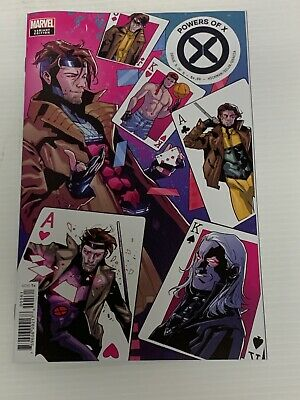Powers of X #5 Schiti Character Decades Variant Marvel VF/NM Comics Book
