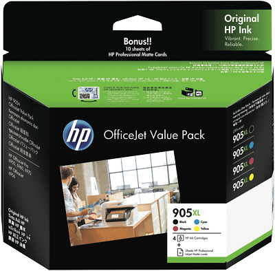 NEW HP 3GN11A 905XL Office Value Pack