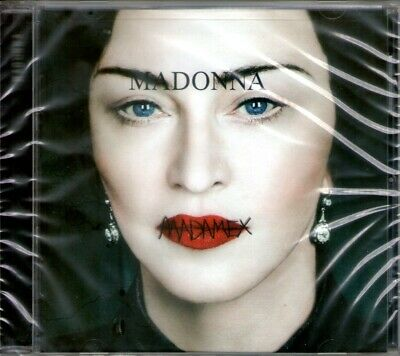 Madonna Madame X - 2019 ALBUM - Brand New Factory Sealed CD