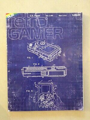 Retro Gamer - 196 (Aug 2019) - Game Boy - SUBSCRIBERS COVER