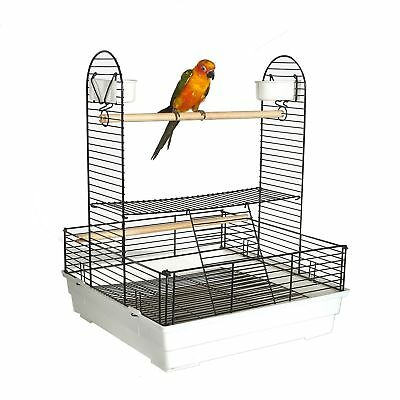 Liberta Harrington 2 Parrot Bird Cockatiel Conure Senegal Table Top Play Stand