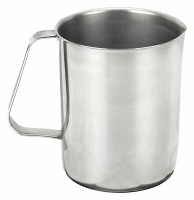 Medical Action Industries Inc Metal Pitcher, Low Form with Handle, 1 EA   81020