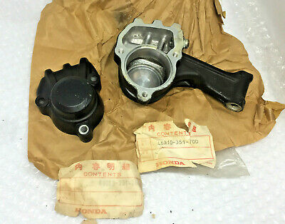 Genuine Honda CB200 CB200T 1974 1976 Front Brake Caliper Body Cover NOS