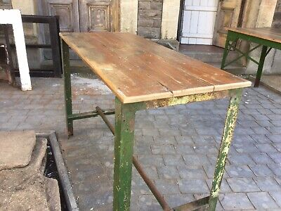 Indusrial Reclaimed Table