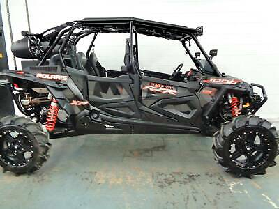 2018 Polaris RZR XP 4 1000 EPS High Lifter Edition RZR: Special Editions