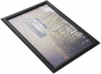 Poster Frame Snap Frame 11x17inches Aluminum Wall Diploma Frame for Home Office