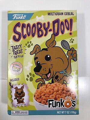 FUNKO Pop Cereal Scooby-Doo *Box Lunch Exclusive* NEW AND SEALED | Fast Shipping