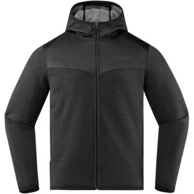 Icon Malice™ Hoodie Armored Hoody for Motorcycle Riding Padded