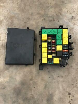 Range Rover 4.0 4.6 Under Hood Fuse Box Gems Engine W. All Fuses 96-99