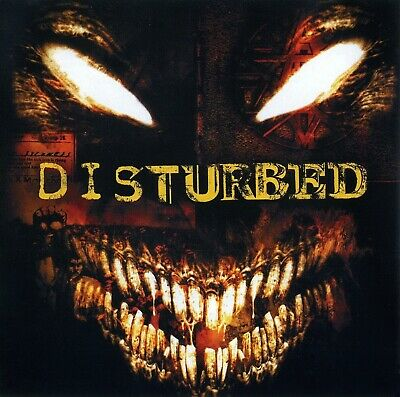 30x40 WALL HANGING FABRIC POSTER DISTURBED IMMORTALIZED 52195