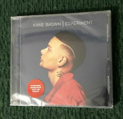 New Kane Brown - Experiment CD 2018 * BRAND NEW SEALED CD *