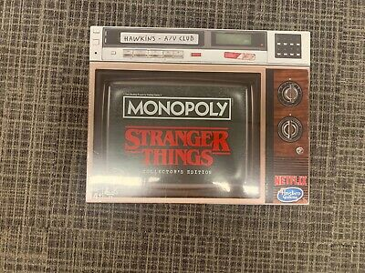 Monopoly Stranger Things Collectors Edition Board Game (PRE ORDER) *SOLD OUT*🔥